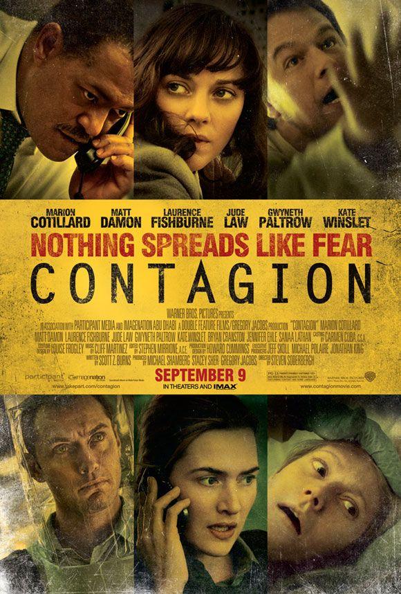 <strong><em>Contagion</em></strong> Poster