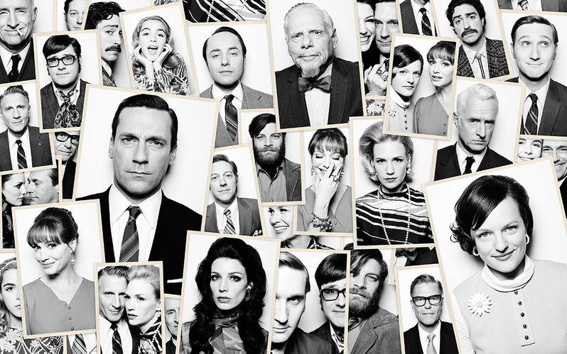 <strong><em>Mad Men</em></strong> Season 7 Photo