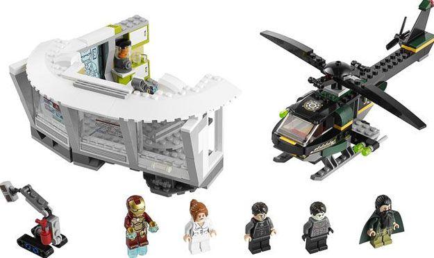 <strong><em>Iron Man 3</em></strong> LEGO Set #2