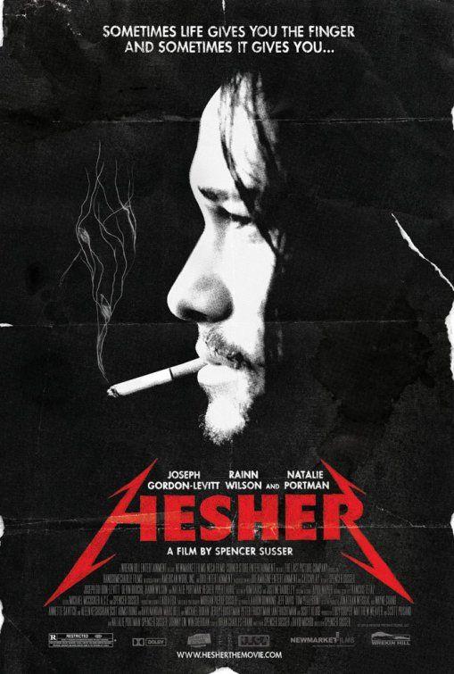 <strong><em>Hesher</em></strong> Poster #3