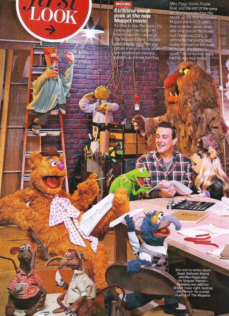 <strong><em>The Muppets</em></strong> Image #1