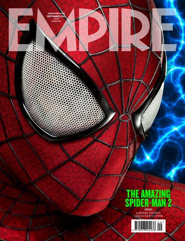 <strong><em>The Amazing Spider-Man 2</em></strong> Empire Cover Photo 2