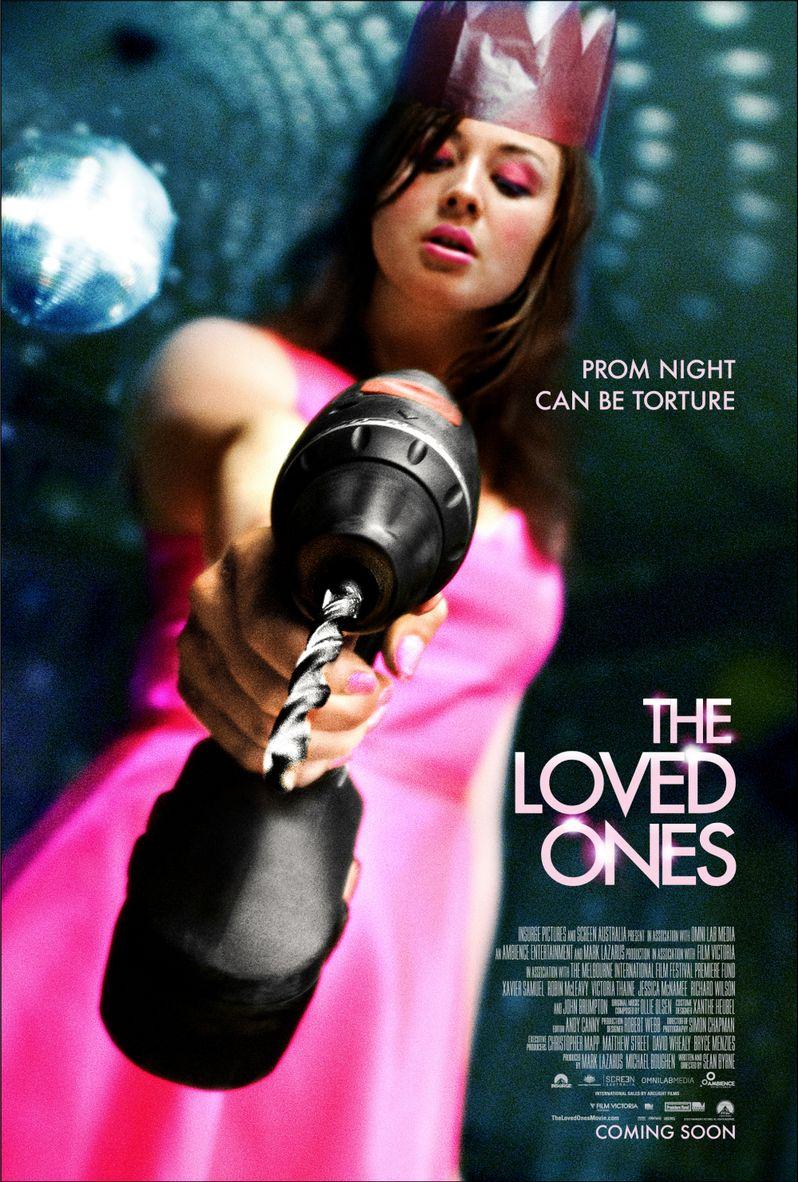 <strong><em>The Loved Ones</em></strong> Poster #2