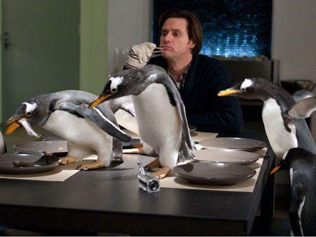 Jim Carrey in <strong><em>Mr. Popper's Penguins</em></strong> #2