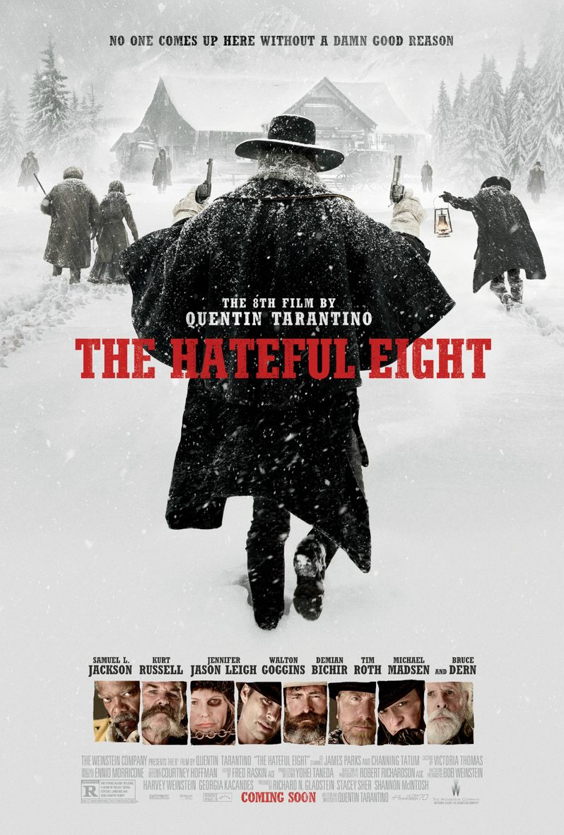 Hateful Eight 70s poster