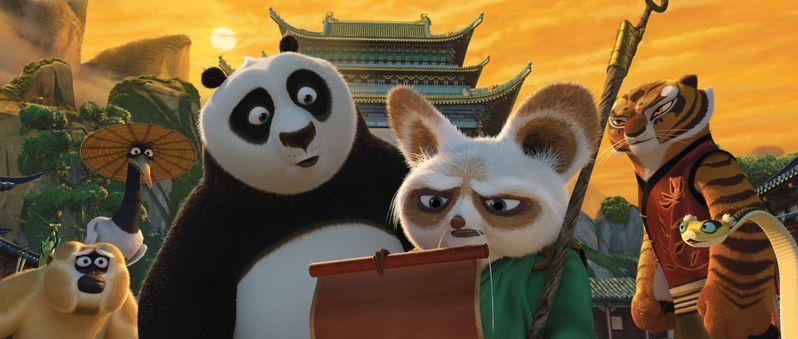 Screenwriters Jonathan Aibel and Glenn Berger discuss <strong><em>Kung Fu Panda 2</em></strong>