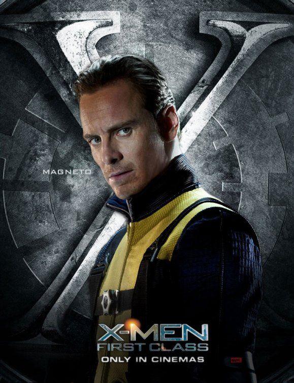 <strong><em>X-Men: First Class</em></strong>: Magneto