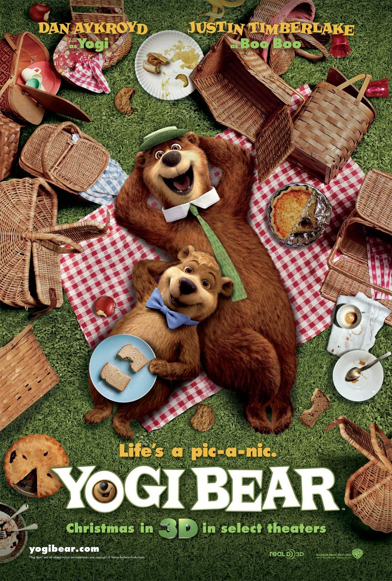 <strong><em>Yogi Bear</em></strong> Poster #1