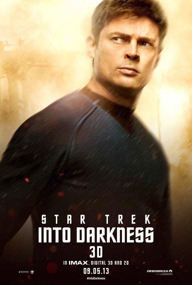 <strong><em>Star Trek Into Darkness</em></strong> Bones Poster