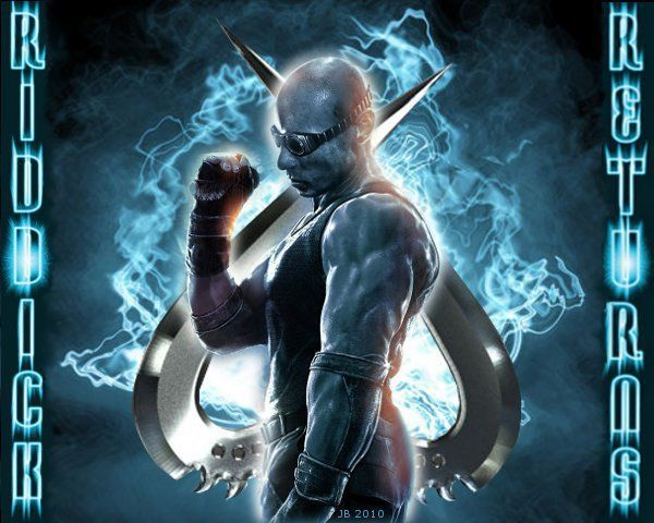 <strong><em>Riddick</em></strong> Concept Art Photo #2