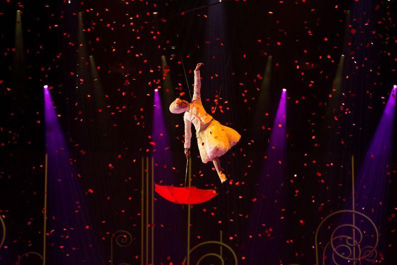 Cirque Du Soleil Worlds Away Photo Gallery photo 5