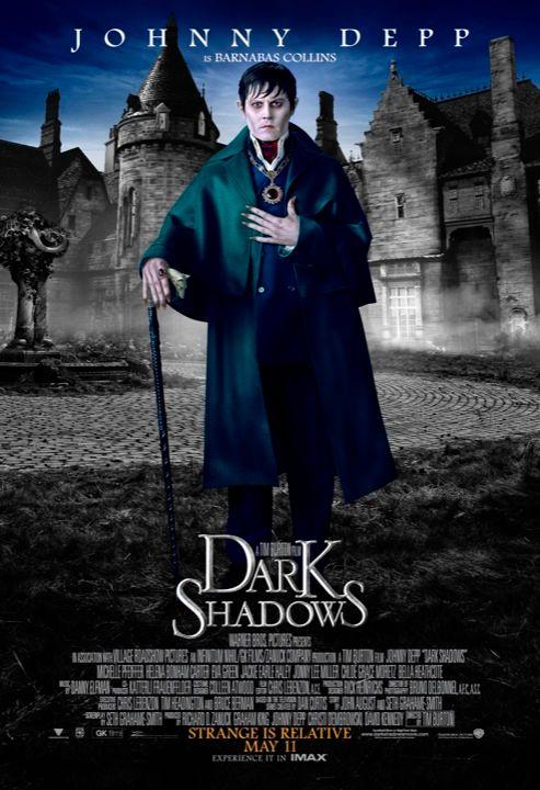 <strong><em>Dark Shadows</em></strong> Character Posters V.2 #1