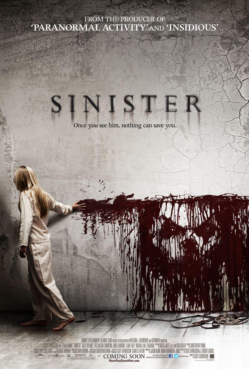 <strong><em>Sinister</em></strong> Poster