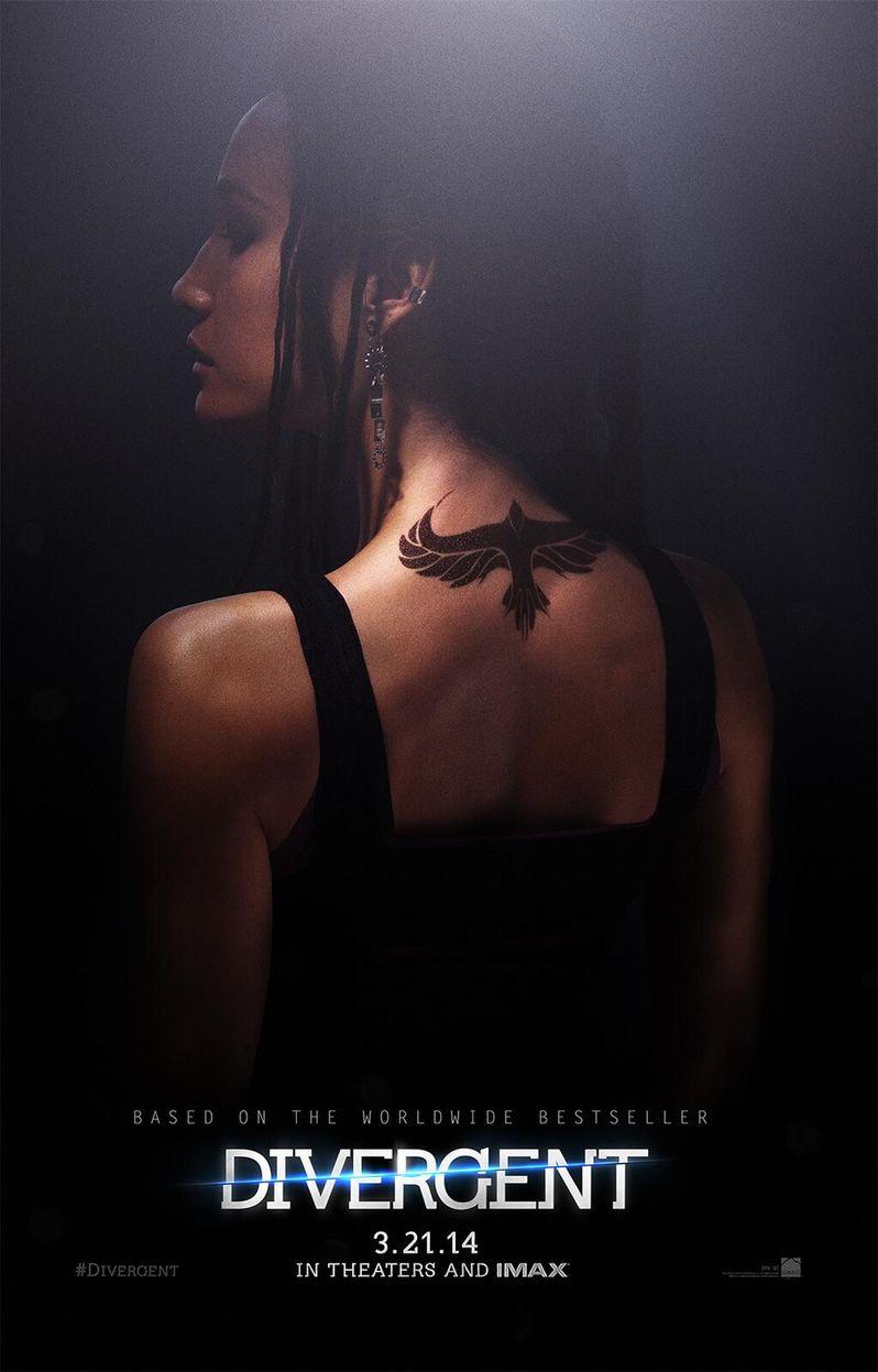 <strong><em>Divergent</em></strong> Poster