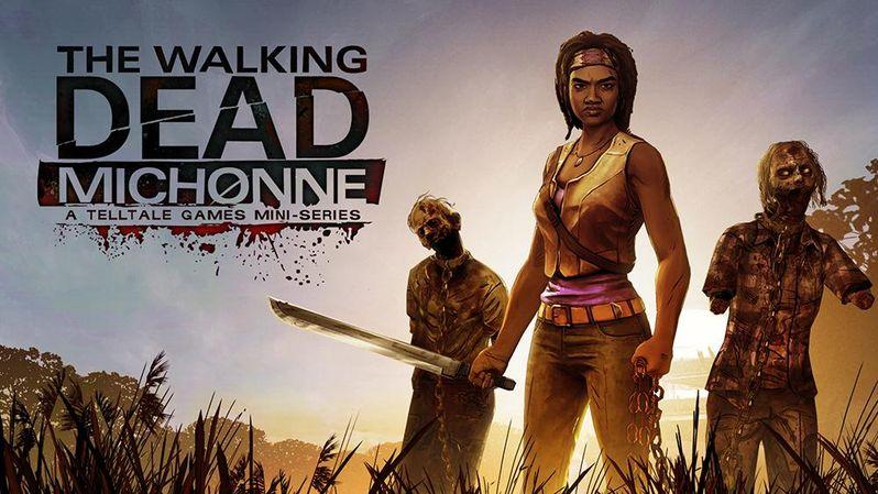 Walking Dead Michonne Video Game