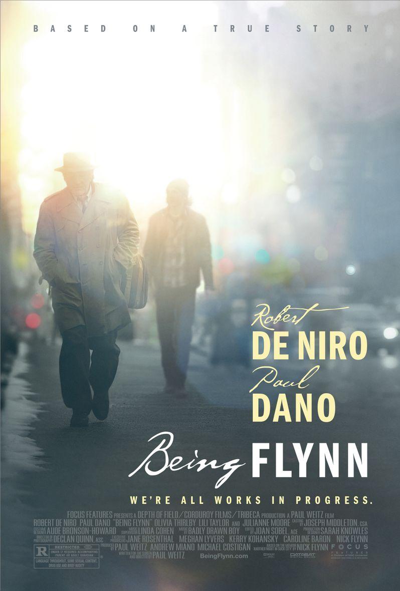 <strong><em>Being Flynn</em></strong> Poster