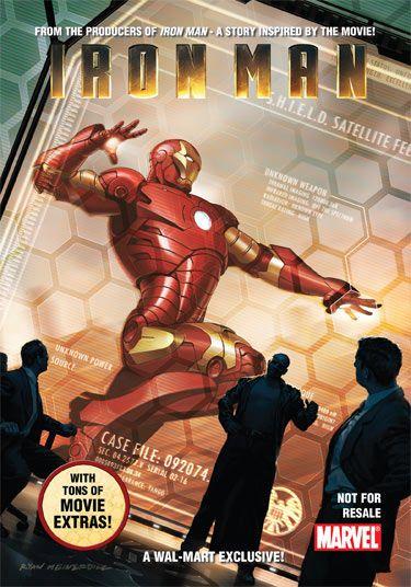 Iron Man Walmart Exclusive