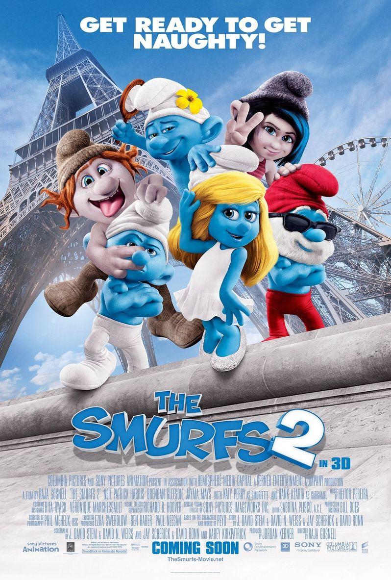 <strong><em>The Smurfs 2</em></strong> Poster 4