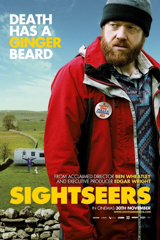 <strong><em>Sightseers</em></strong> Poster #1