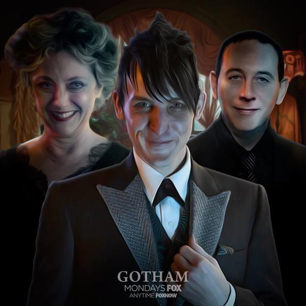 <strong><em>Gotham</em></strong> Promo Art