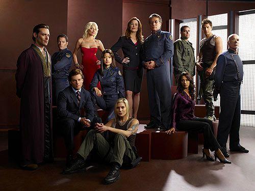 <strong><em>Battlestar Galactica</em></strong> Season 4