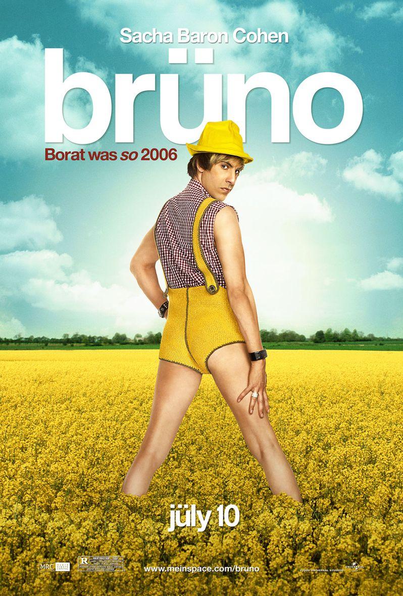 <strong><em>Bruno</em></strong> One-Sheet