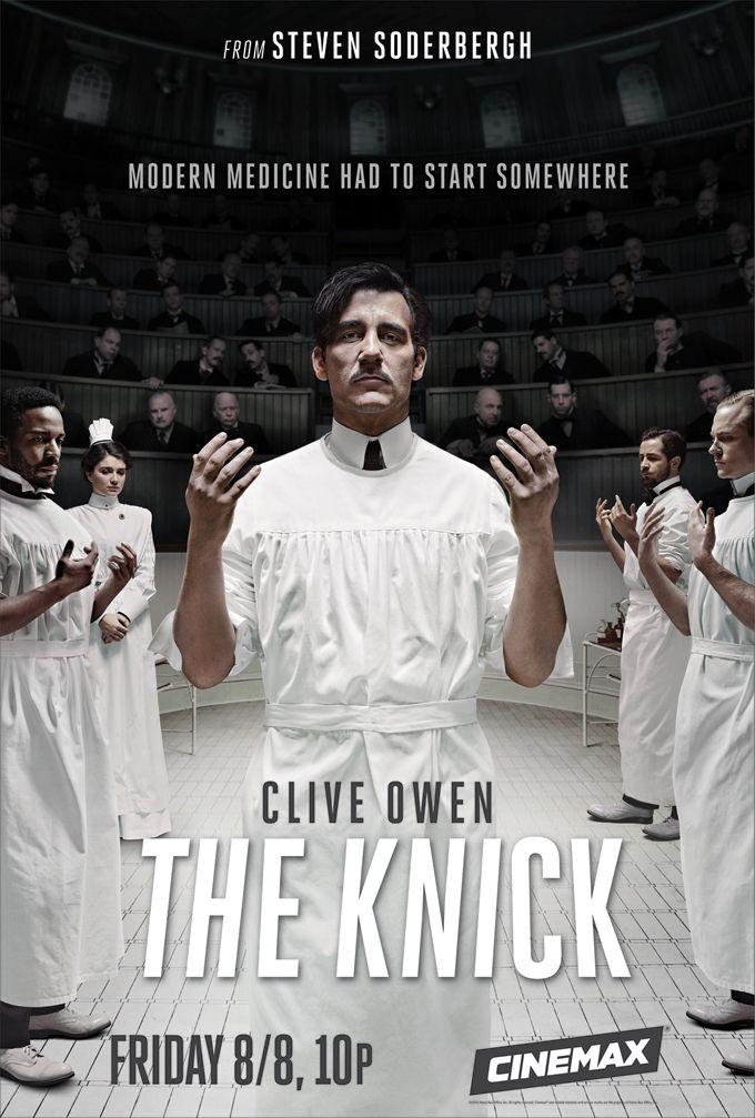 <strong><em>The Knick</em></strong> Poster 1