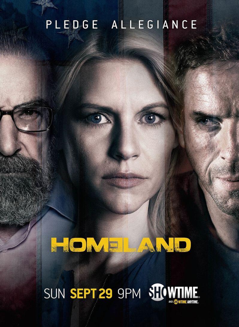<strong><em>Homeland</em></strong> Poster 1