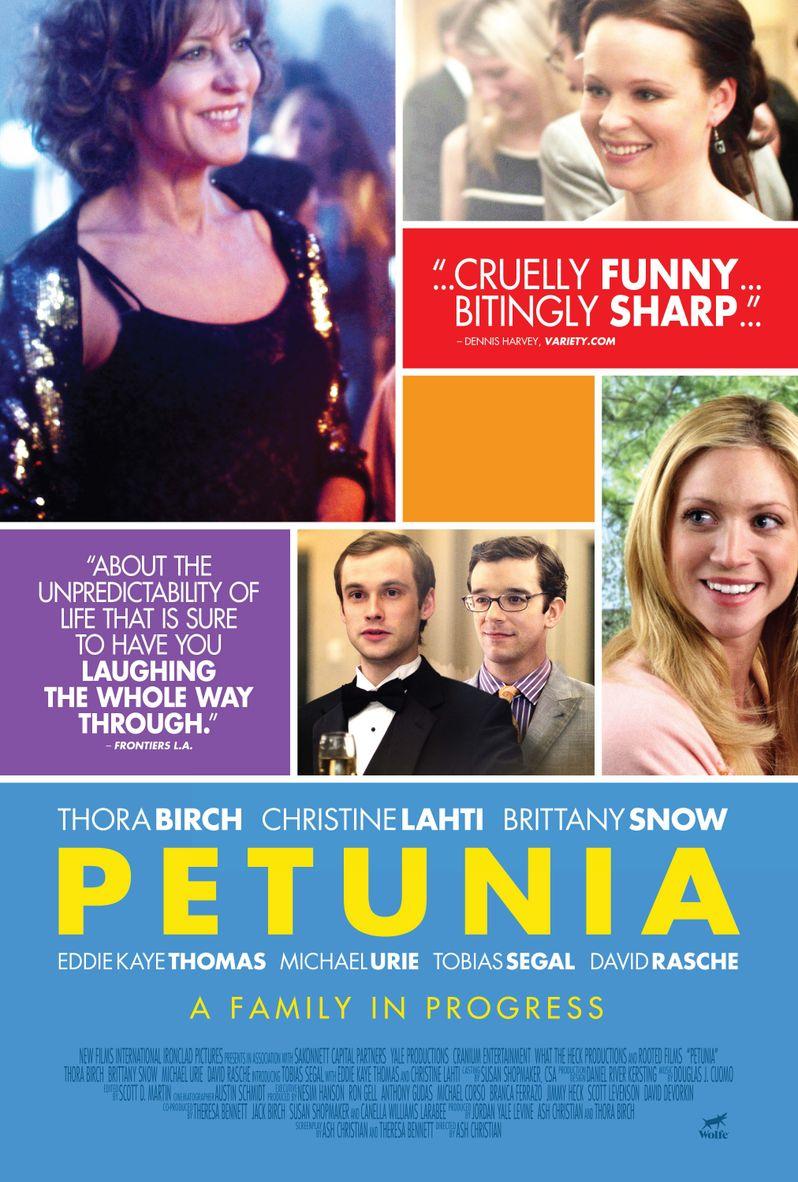 <strong><em>Petunia</em></strong> Poster