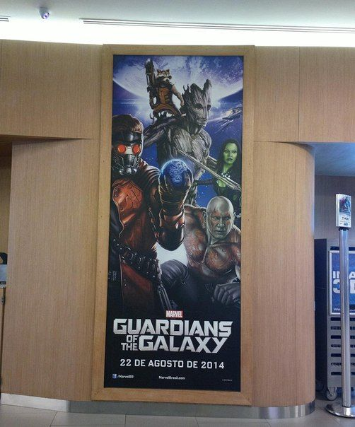 <strong><em>Guardians of the Galaxy</em></strong> Poster 2