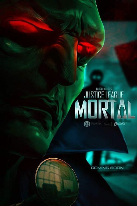 Justice League Mortal Poster 6