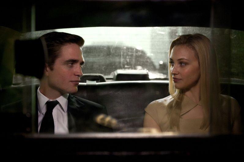 <strong><em>Cosmopolis</em></strong> Robert Pattinson and Sarah Gadon Photo