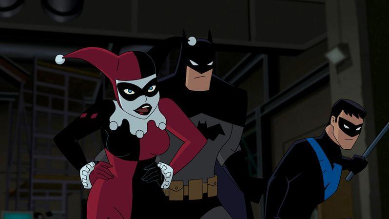 <strong><em>Batman and Harley Quinn</em></strong> photo 1