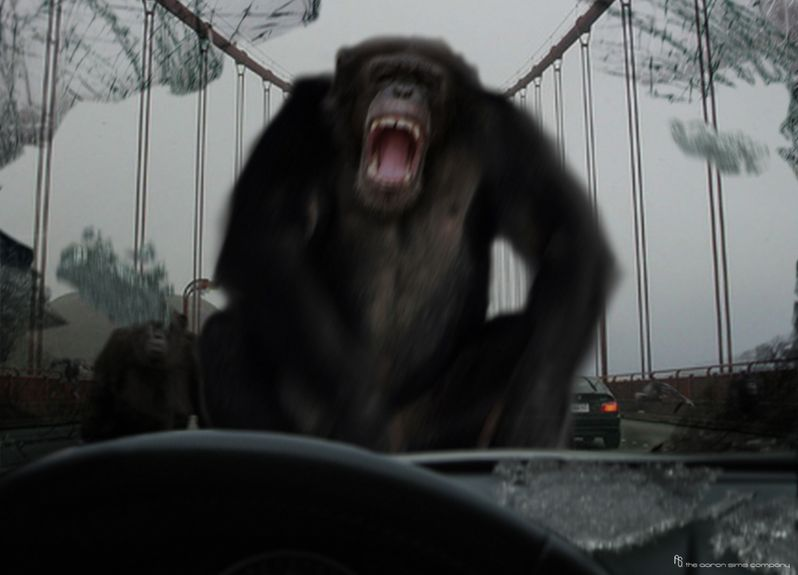 <strong><em>Rise of the Planet of the Apes</em></strong> Concept Art #2
