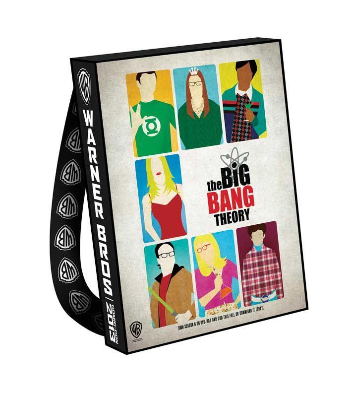 The Big Bang Theory Comic-Con 2013 Bag Photo 1