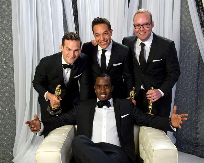 2012 Academy Awards Portraits photo 6