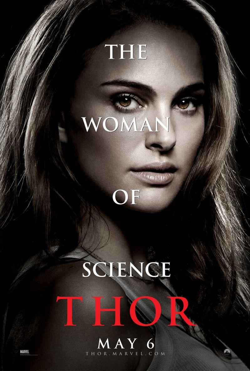 <strong><em>Thor</em></strong> Dr. Jane Foster Poster