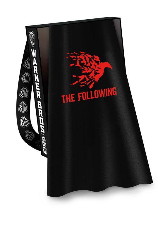 The Following Comic-Con 2013 Bag Photo 2