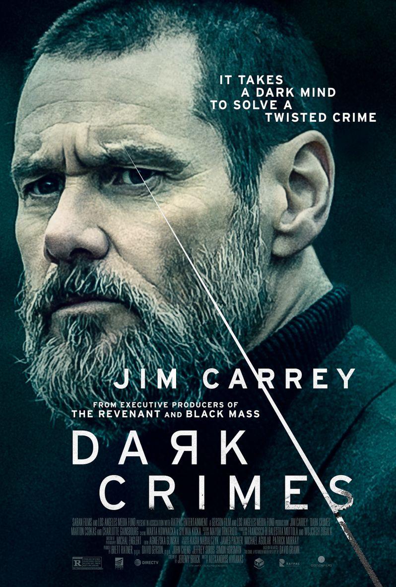 <strong><em>Dark Crimes</em></strong> Poster