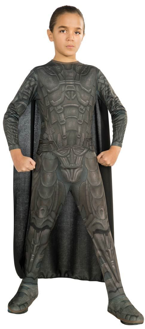 <strong><em>Man of Steel</em></strong> General Zod Halloween Costume Photo 3