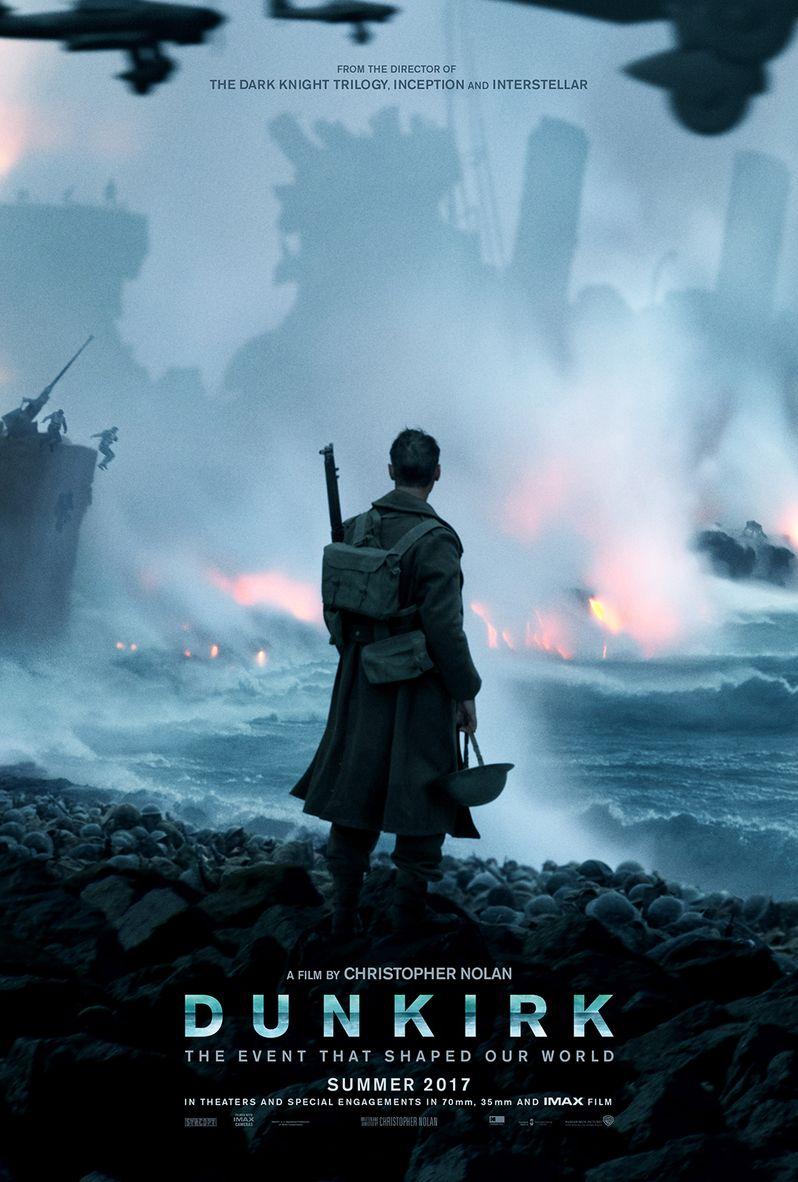 <strong><em>Dunkirk</em></strong> Poster