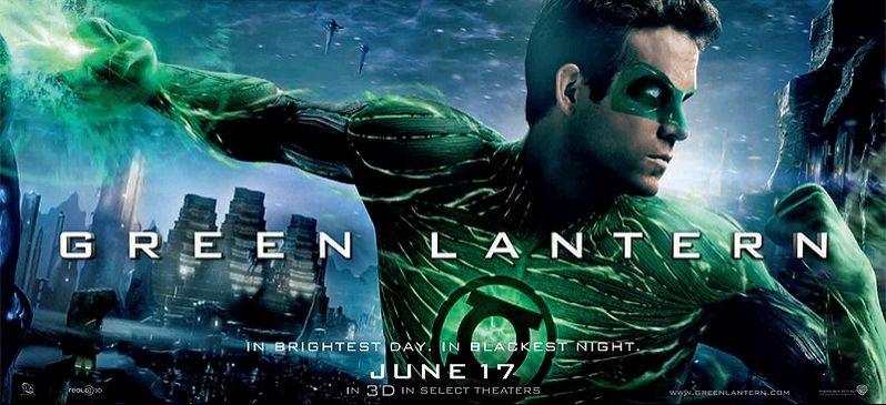 <strong><em>Green Lantern</em></strong>s Banner