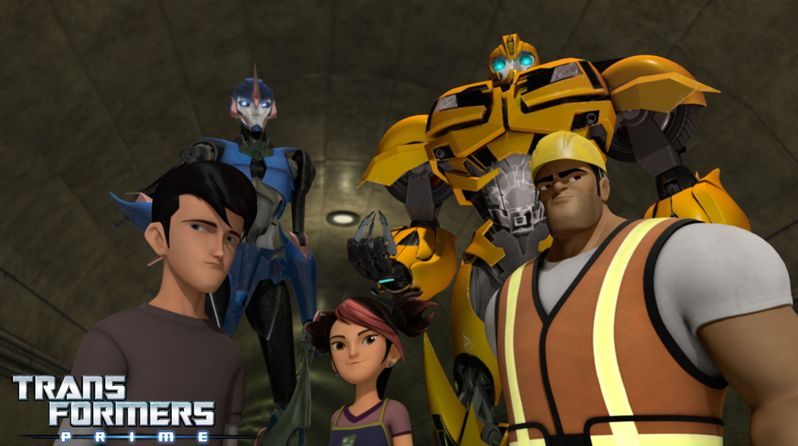 Josh Keaton discusses playing Jack Darby on <strong><em>Transformers: Prime</em></strong>