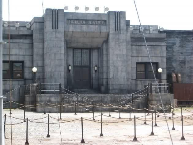 <strong><em>The Hunger Games</em></strong> Set Photo #5