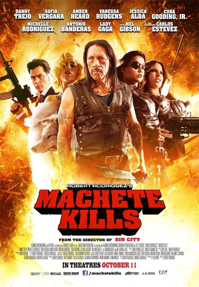 <strong><em>Machete Kills</em></strong> Final Poster