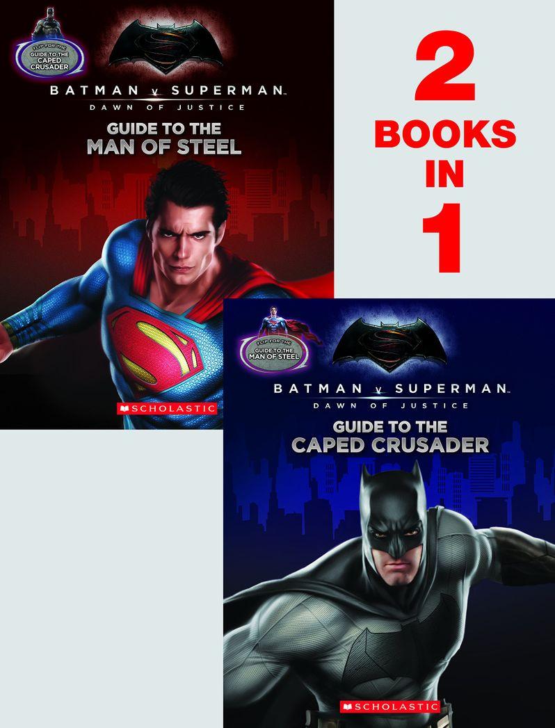 Batman V Superman Book photo 1