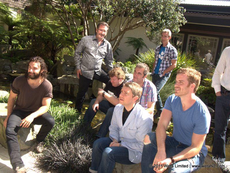 Meet The Hobbit Cast Photos photo 2