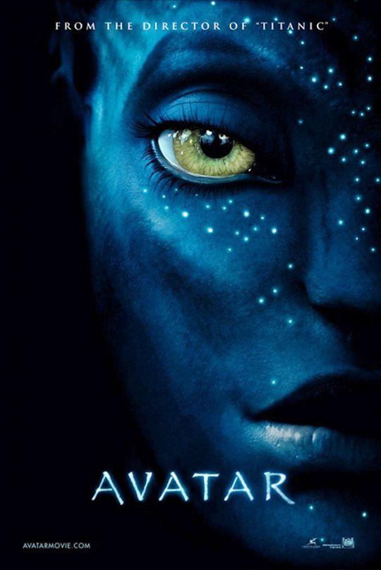 <strong><em>Avatar</em></strong> Poster