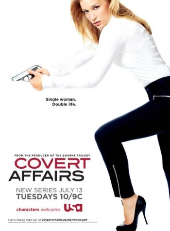 Executive Producer Doug Liman discusses his new USA series <strong><em>Covert Affairs</em></strong>