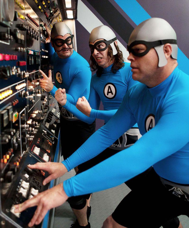<strong><em>The Aquabats! Super Show!</em></strong> Photo #5